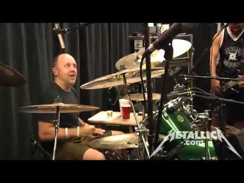 Metallica - Battery Live - Mexico City 2012