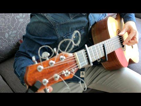 SpongeBob SquarePants Ending Theme (Alexandr Misko) (Fingerstyle Guitar)