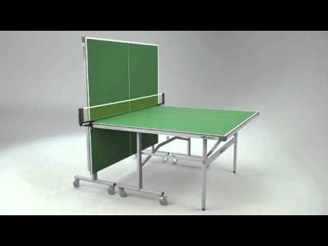 Butterfly Easifold Deluxe Outdoor Rollaway Table Tennis Table