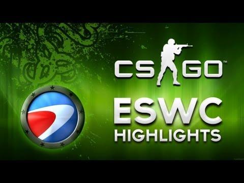 """ESWC CS:GO Highlights - Team Razer by Stefan """"rechyyy"""" Rech"""