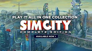 SimCity: Complete Edition Trailer