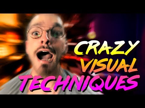 Crazy Visual Techniques for Filmmaking