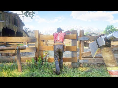 Melee Gameplay #25 - Red Dead Redemption 2 |
