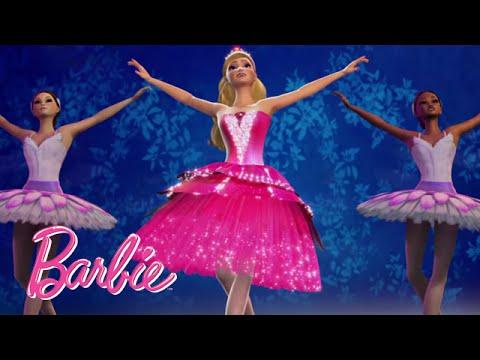 Fran ais bande annonce barbie r ve de danseuse toile youtube - Coloriage barbie danseuse ...