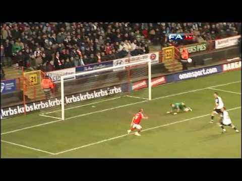 Charlton 2-2 Luton | The FA Cup 2nd Round - 27/11/10