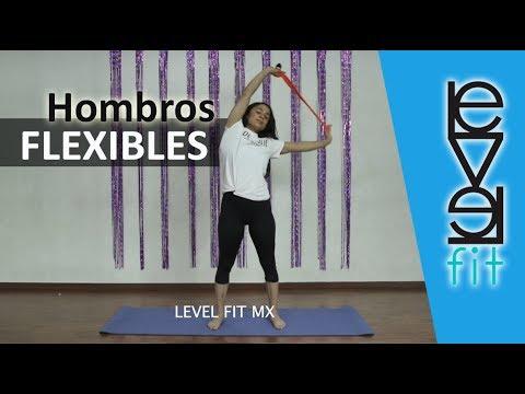 Flexibilidad de hombros | LEVEL FIT MX