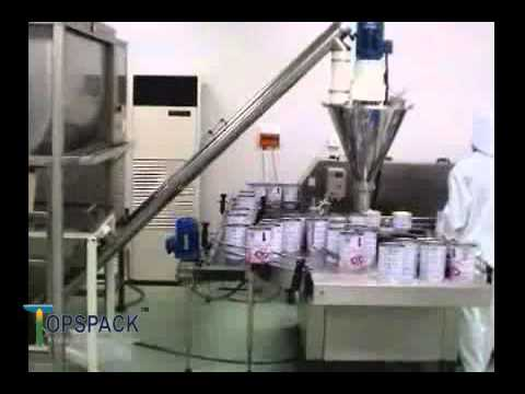 baby milk powder production line-Shanghai Tops Group Co., LTD