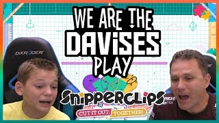 Friends or Foes | Snipperclips EP-10 | We Are The Davises Gaming thumbnail