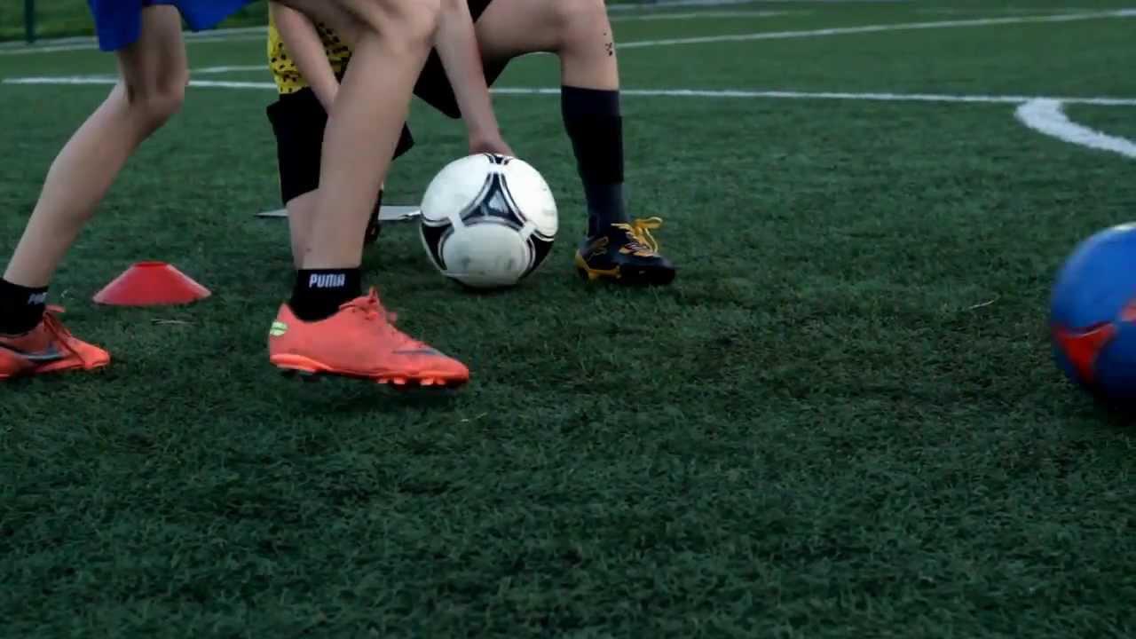 Znalezione obrazy dla zapytania trening piłkarski foto
