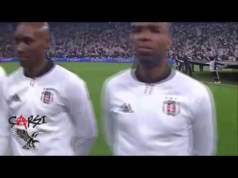 Beşiktaş 2-1 O.Lyon .  Sen Benim Her Gece Efkarım (Gitar) Özel Klip ....