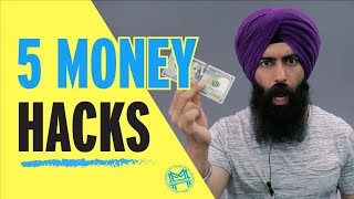 5 Money Hacks You Wish You Knew Sooner