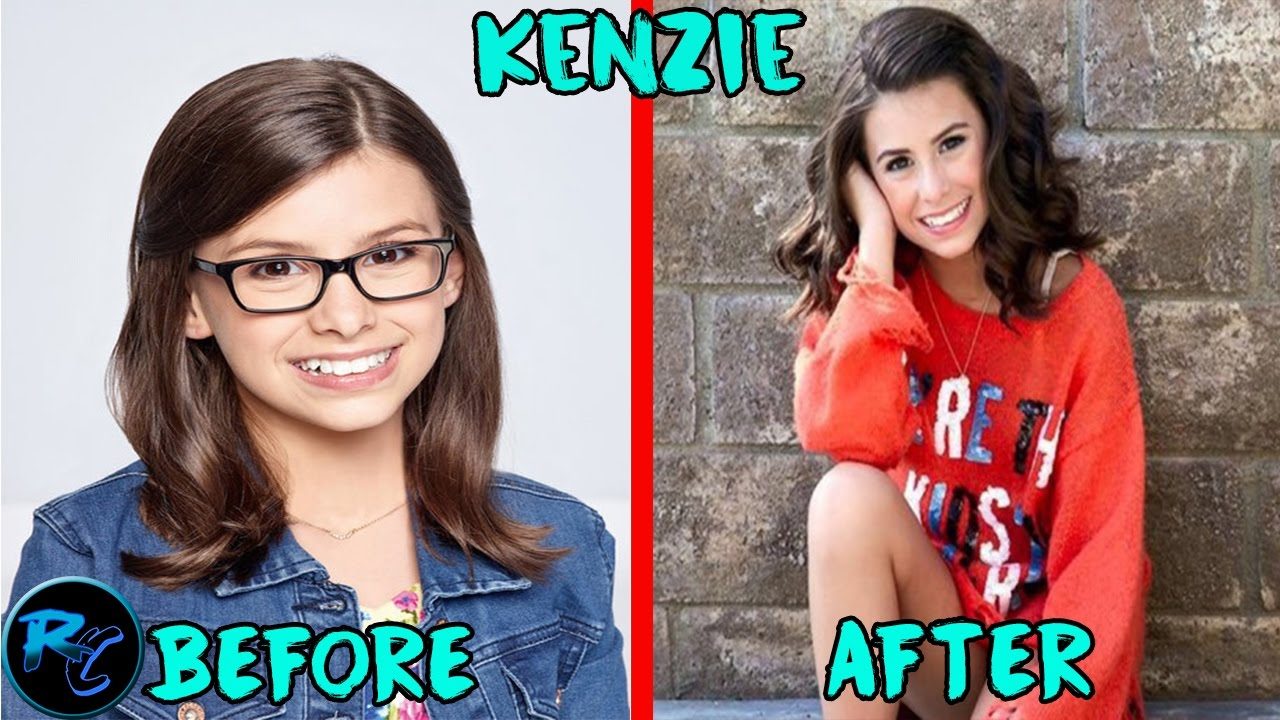 Game Shakers Before and After YouTube