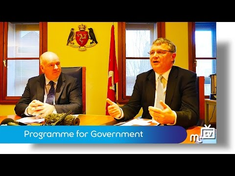 Programme for Government Q & A