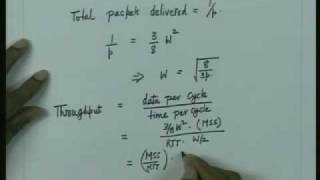 Lecture - 17 TCP Congestion Control