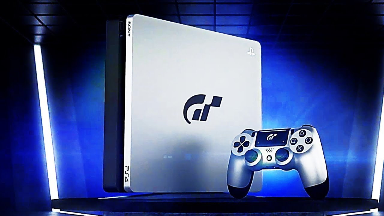 new ps4 console gran turismo sport limited edition youtube. Black Bedroom Furniture Sets. Home Design Ideas
