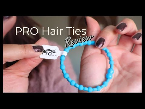 PRO Hair Ties Review   SHOULD YOU BUY IT?