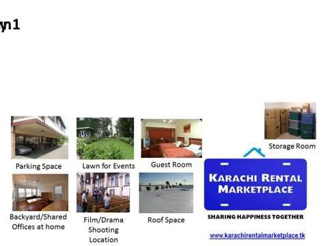 Karachi Rental Marketplace