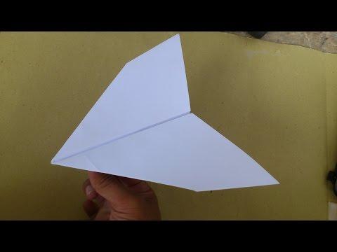 Cara Membuat Origami Pesawat Hexagonal   Origami Pesawat