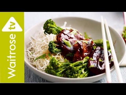 Char Siu Pork Noodles | Waitrose