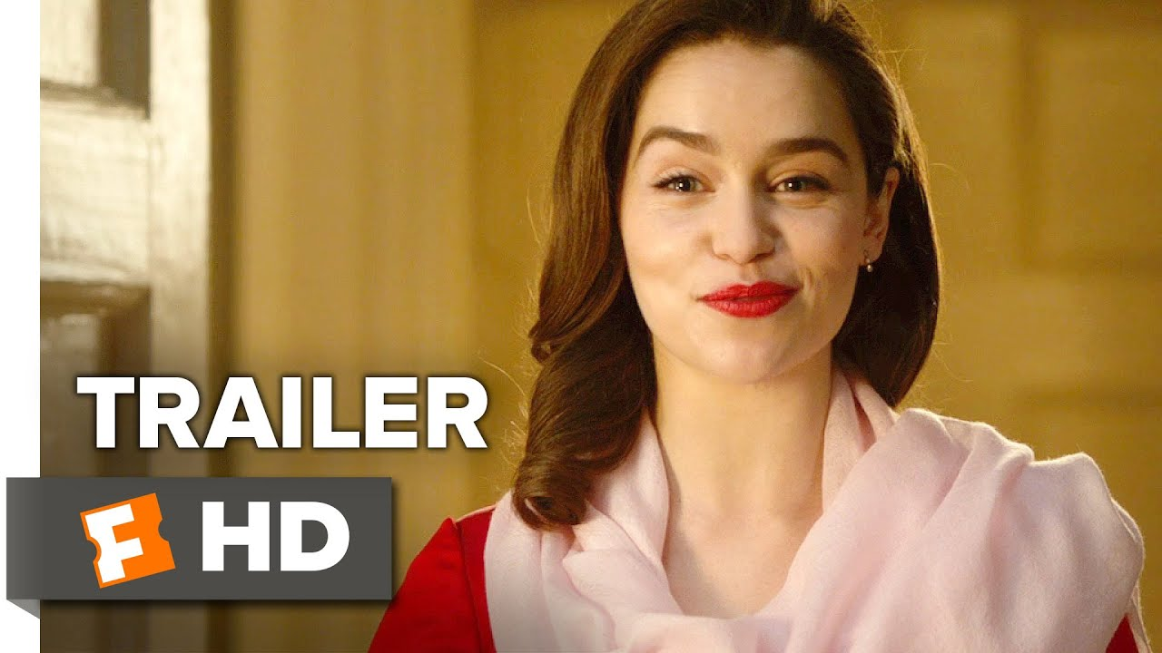 Me Before You Official Trailer 2 2016 Emilia Clarke