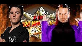 Fire Pro Wrestling World│ Randoverse 10  │ Bailey vs Hardy