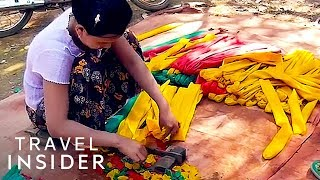 How Rubber Bands Are Made In Myanmar thumbnail
