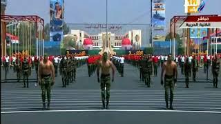 أكثر من 1500 مقاتل يقدمون عروض قتال أسطورية في حضور الرئيس السيسي