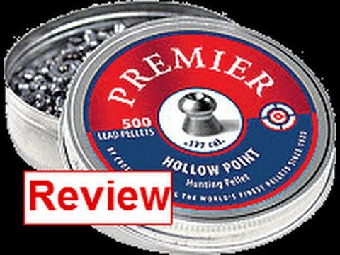 Crosman Premier Hollow Point Pellets Review