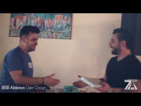 Kuwait Ableton User Group Session 003