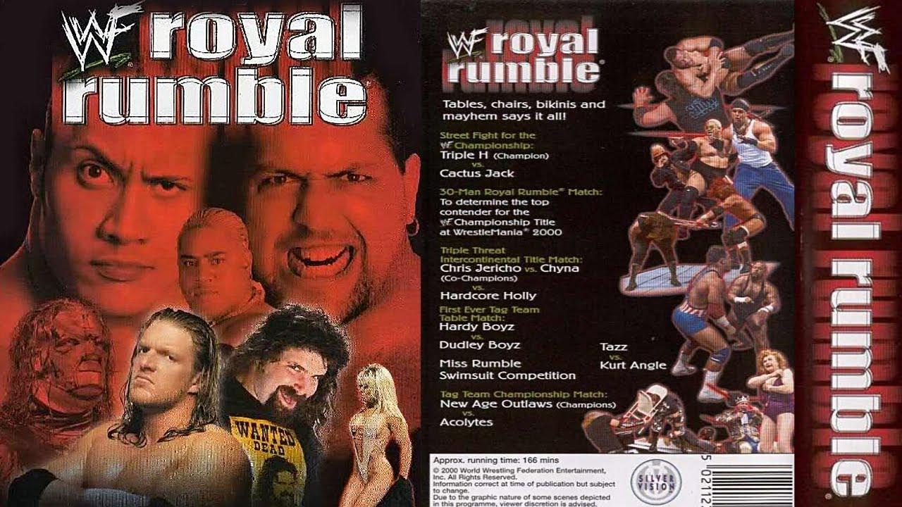 descargar la wwe 2000 royal rumble