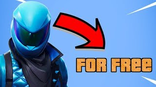 How to get the new honor guard skin in fortnite for free