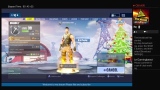 #PS4Live, PlayStation 4, Sony Interactive Entertainment, Fortnite, CSEEKNDESTROY, #Ps4Live 500+ Wins