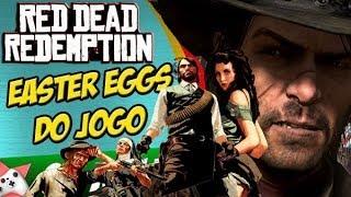 Red Dead Redemption os Melhores Easter Eggs, bugs e mistérios do jogo