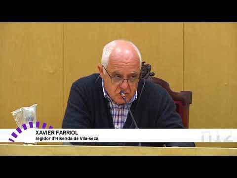 Vila-seca aprova definitivament el pressupost tot i les al·legacions de Ciutadans