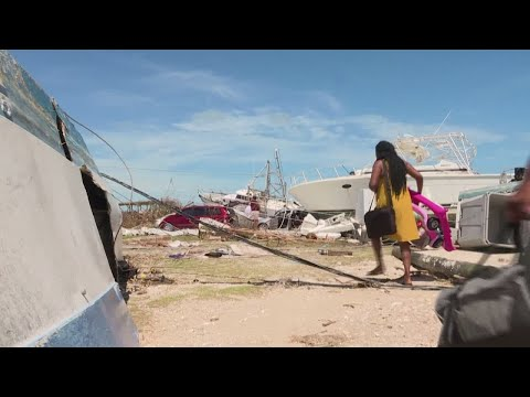 Hurricane Dorian's impact