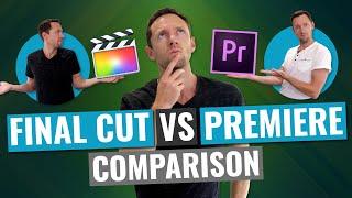 Premiere vs Final Cut Pro: Best Video Editor 2018?