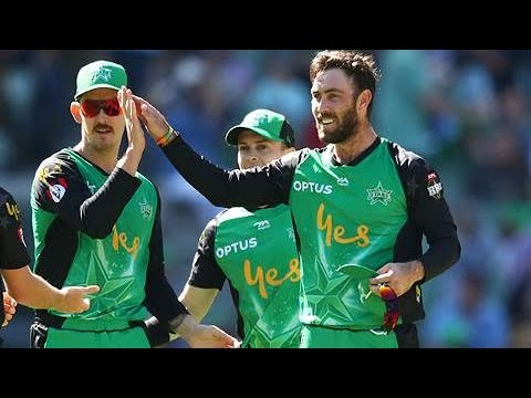 Glenn Maxwell's amazing day out
