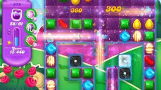 Candy Crush Soda Saga Level 878