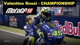 MotoGP 18   Valentino Rossi   Championship   4# SpanishGP   PC GAME
