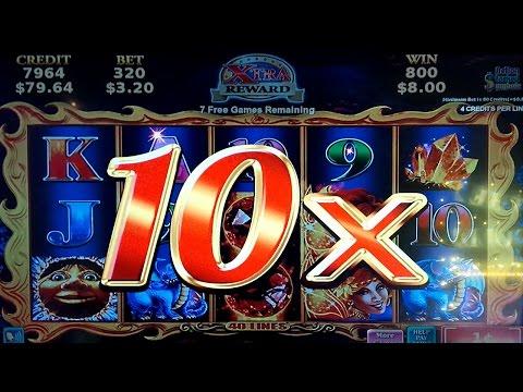 Video Volcano casino game com