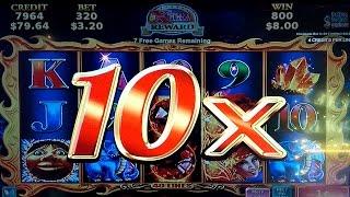Volcanic Rock Fire Slot - 10x Multiplier Bonus!