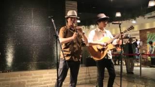 2014-09-28 アトレ吉祥寺B1F「ゆらぎの広場」にて 演奏は、ピクリプ(...