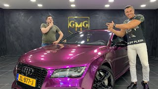 Mimitube's Crazy Purple RS7 ( 720HP )