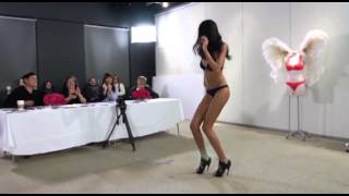 Daniela Braga - Casting Victoria's Secret