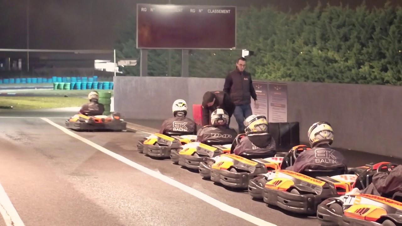 Présentation formule sprint | Sarron Circuit