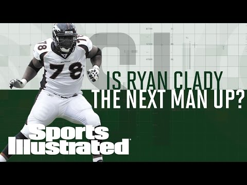Ryan Clady looks to Replace D
