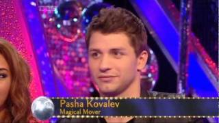 Pasha Kovalev & Chelsee Healey Interview (Halloween Show) - It takes Two October 28, 2011