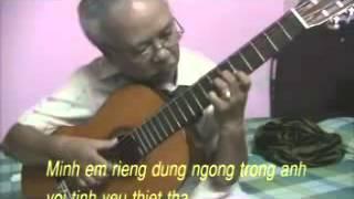 Doi Bo nhac Nga Độc tấu Guitar Lê Quang Vinh