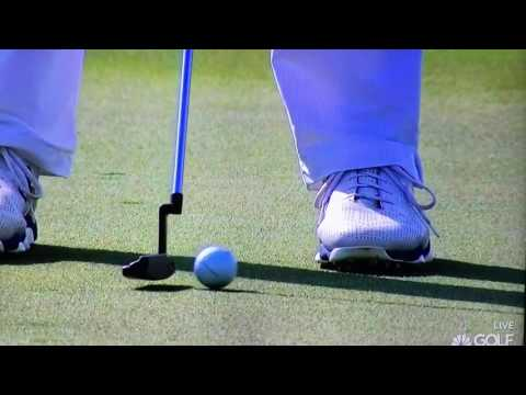 Jordan Spieth - Putting Ultra Slow Motion