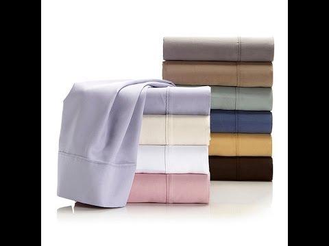 Concierge Collection Easy Care 550TC Sheet Set  Queen